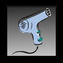 MyHairdryer logo