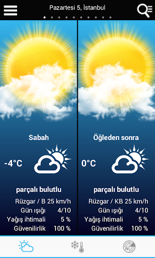 玩免費天氣APP|下載トルコの天気 app不用錢|硬是要APP