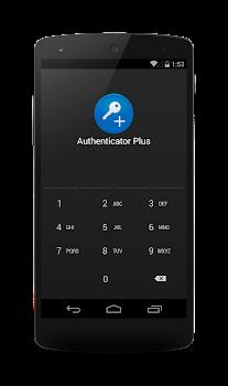 Authenticator Plus Sync