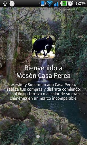Mesón Casa Perea Alsara