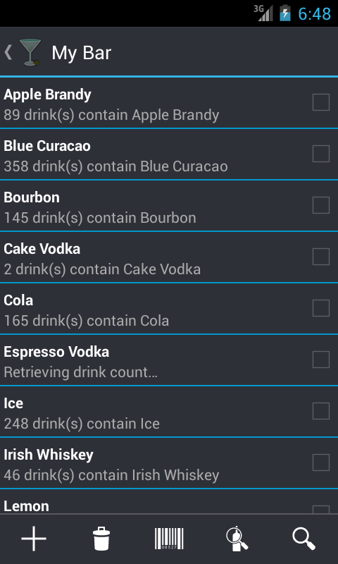 Drink To This Drink Recipes - screenshot