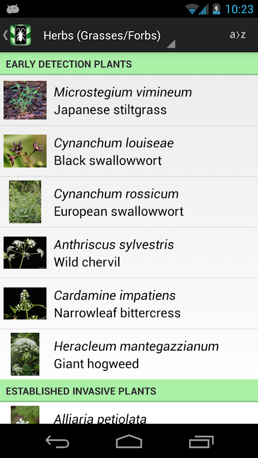Outsmart Invasive Species - screenshot