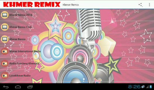 Free Khmer Remix And Radio APK for Android