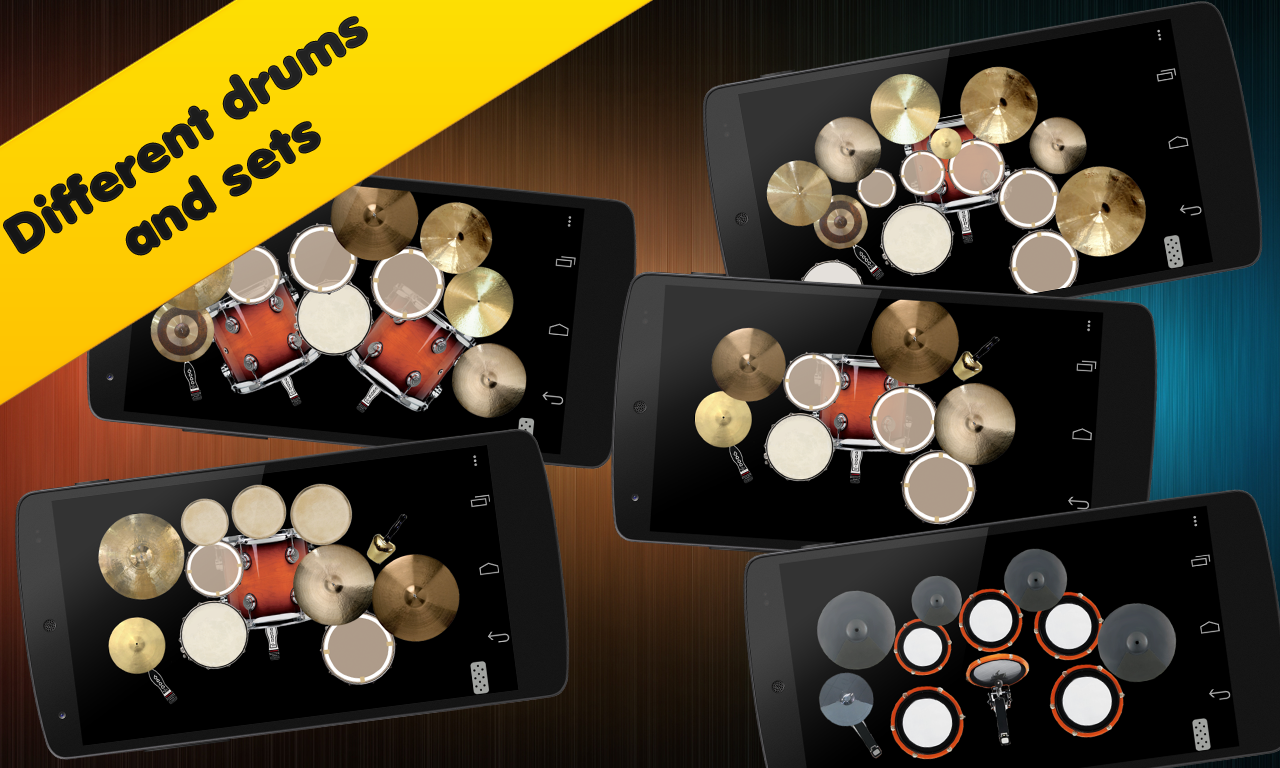 Drum set screenshot #7