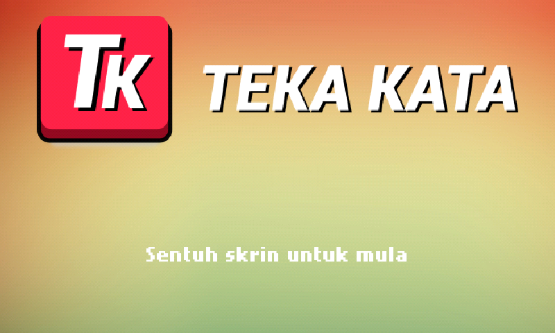Teka Kata - screenshot
