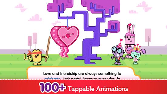 Wubbzy Loves You - screenshot thumbnail