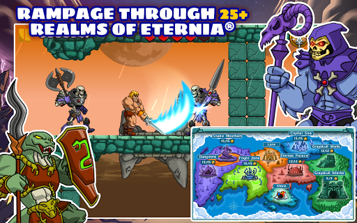 He-Man: The Most Powerful Game +data for Android - Version