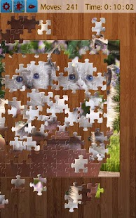 Cats Jigsaw Puzzles - screenshot thumbnail