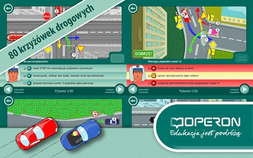 Krzyżówki Drogowe - screenshot thumbnail