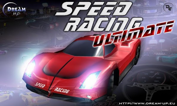 Speed Racing Ultimate Free APK screenshot thumbnail 1