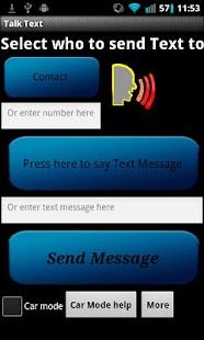 Talk Text- screenshot thumbnail