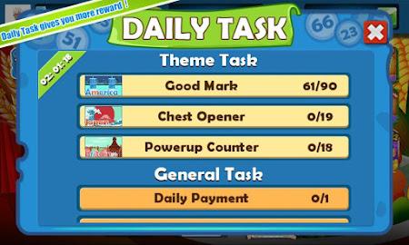 Bingo Fever - Free Bingo Game 1.10 screenshot 347788