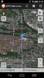 GPS Fake Location Toolkit- screenshot thumbnail