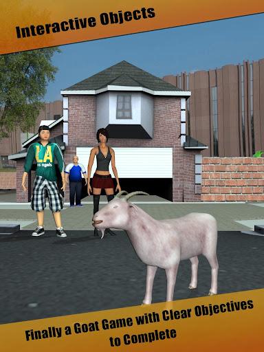 Goat Rush 3D Simulator