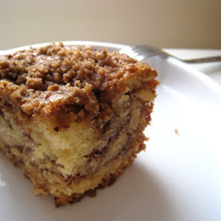 Sour Cream Coffee Cake Heaven