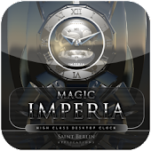 IMPERIA clock widget