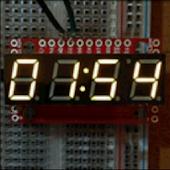 7-seg Clock