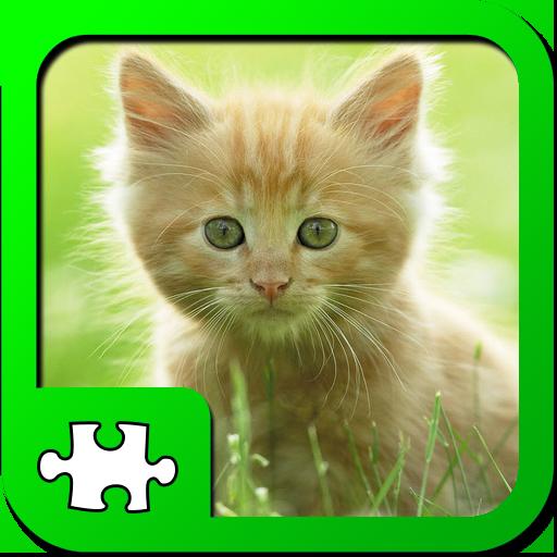解謎App|パズル:子猫 LOGO-3C達人阿輝的APP