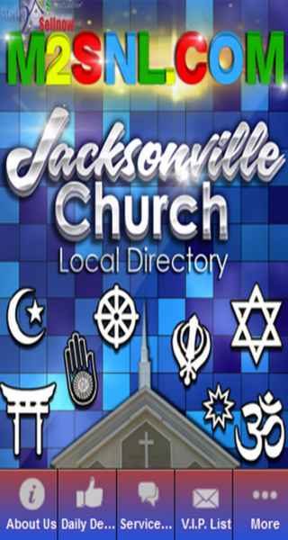 CHURCHES JACKSONVILLE - screenshot