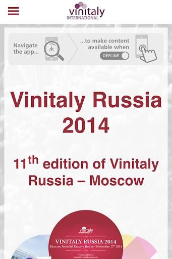 Vinitaly Russia