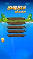 Screenshot of Bubble Shooter