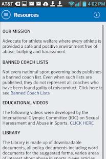 Safe4Athletes - screenshot thumbnail