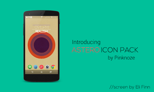 Astero PRO - Icon Pack Screenshot 9