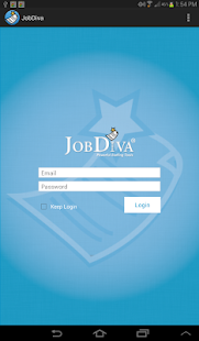 JobDiva - screenshot thumbnail