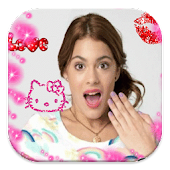 Violetta Picture Find Game