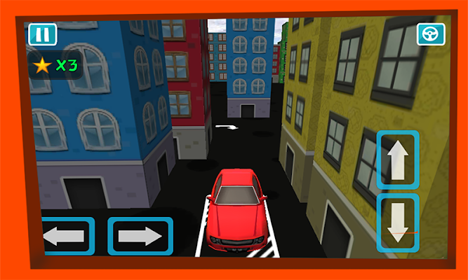 GO DRIVER - screenshot