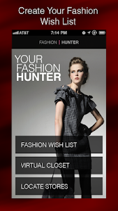 Your Fashion Hunter screenshot 0