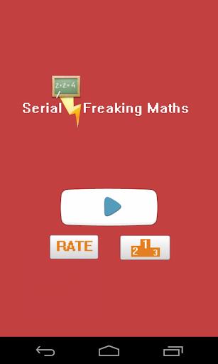 Serial Freaking Math Attack