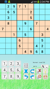 Sudoku Revolution- screenshot thumbnail