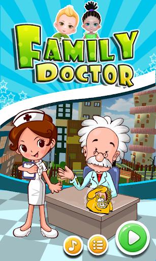 治療醫生的女孩遊戲