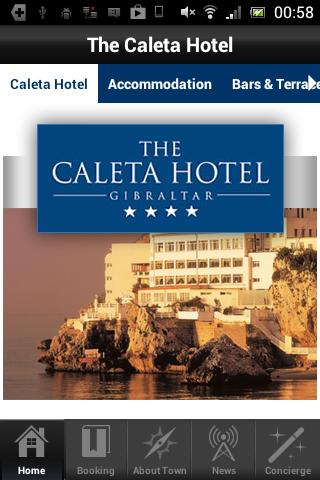The Caleta Hotel - Gibraltar