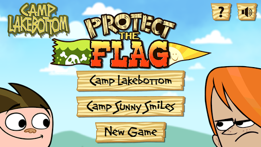 CLB: Protect The Flag