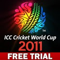 ICC Cricket WC 2011 Trial icon
