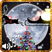 Christmas Live Wallpaper Santa