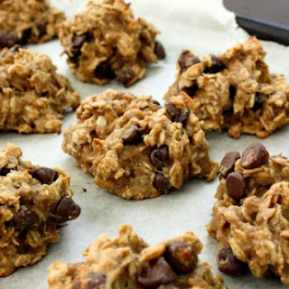 Quick Healthy Oat PB2 Cookies