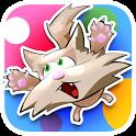 Cat simulator - Crash & smash icon