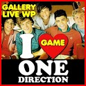 One Direction Gallery and LWP icon