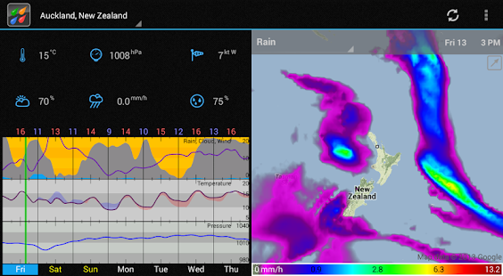 WeatherBomb - screenshot thumbnail