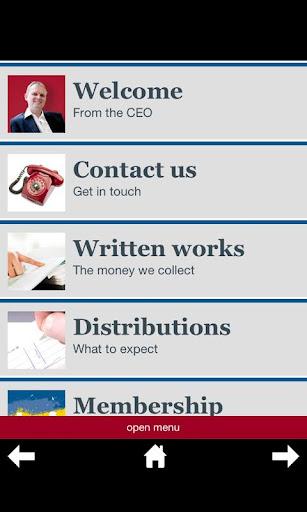 ALCS Membership App