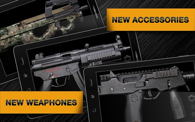Weaphones™ Firearms Sim Vol 1 Android 7