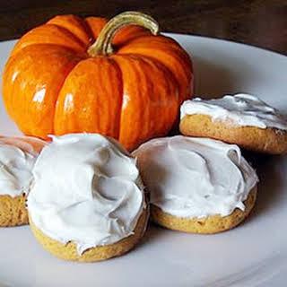 Pumpkin Cookies VII.