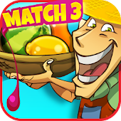 Match-3 - Mr. Fruit