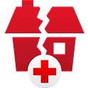 Earthquake -American Red Cross icon