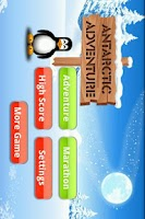 Screenshot of Antarctic Adventure Free