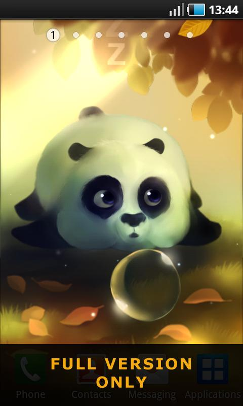 Panda Dumpling Lite - screenshot