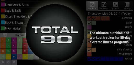 total90 apps on google play